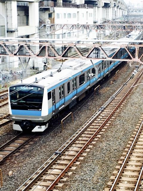 京浜東北線の路線図と時刻表や運行状況の情報