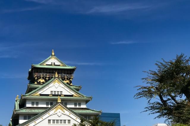 大阪観光のおすすめコースや名所マップとガイドブック