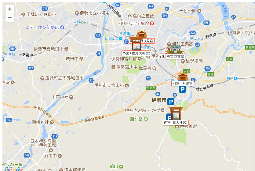神宮 アクセス 伊勢 路線図ドットコム ■伊勢神宮アクセス路線図
