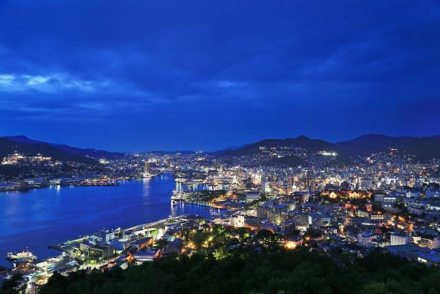 長崎の観光地図や半日コース、名所スポットおすすめランキング