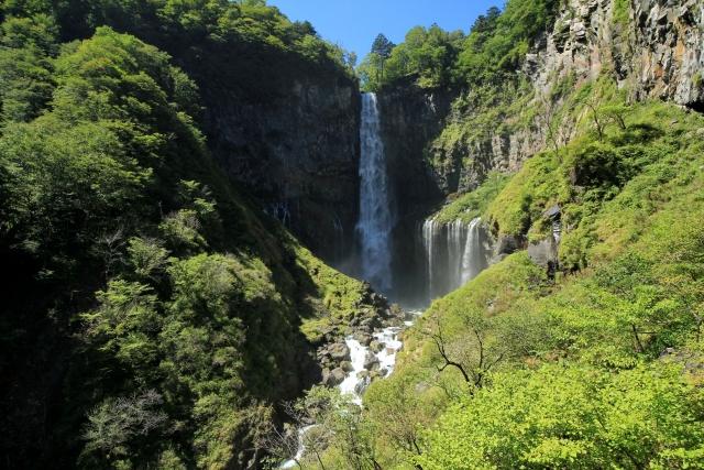 日光の観光マップ、鬼怒川温泉や華厳の滝、東照宮や中禅寺湖など見どころ