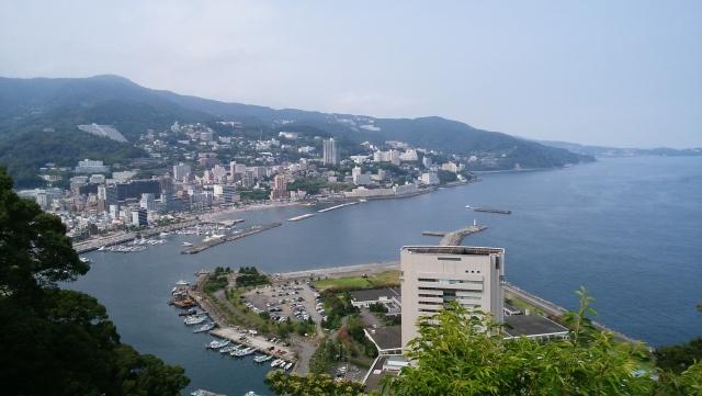 伊豆・熱海周辺の観光地図や人気スポットランキングとグルメ
