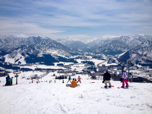 スキー場の積雪情報やランキング